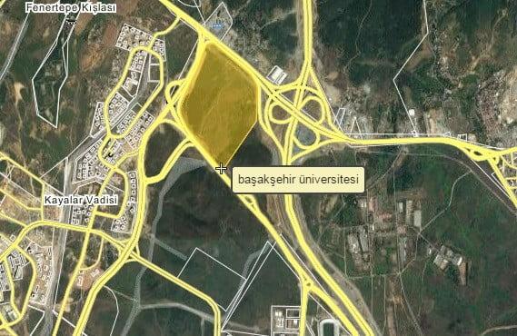 Başakşehir Üniversite Projeleri