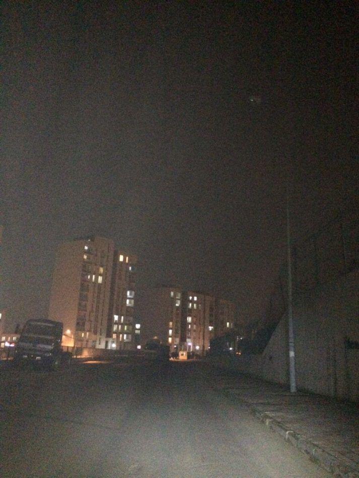 Kayaşehir'de Yanmayan Sokak Lambaları