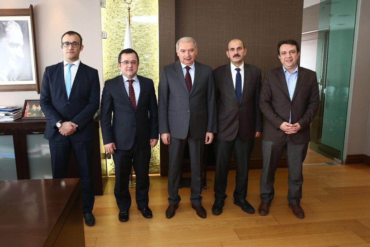 Emlak Yönetim GM. Hasan Durhat Başakşehir'de
