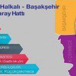 İlk Havaray İstanbul Başakşehir'den Geçecek