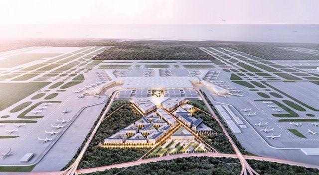 İstanbul Airport City Yatırımcıları Bekliyor