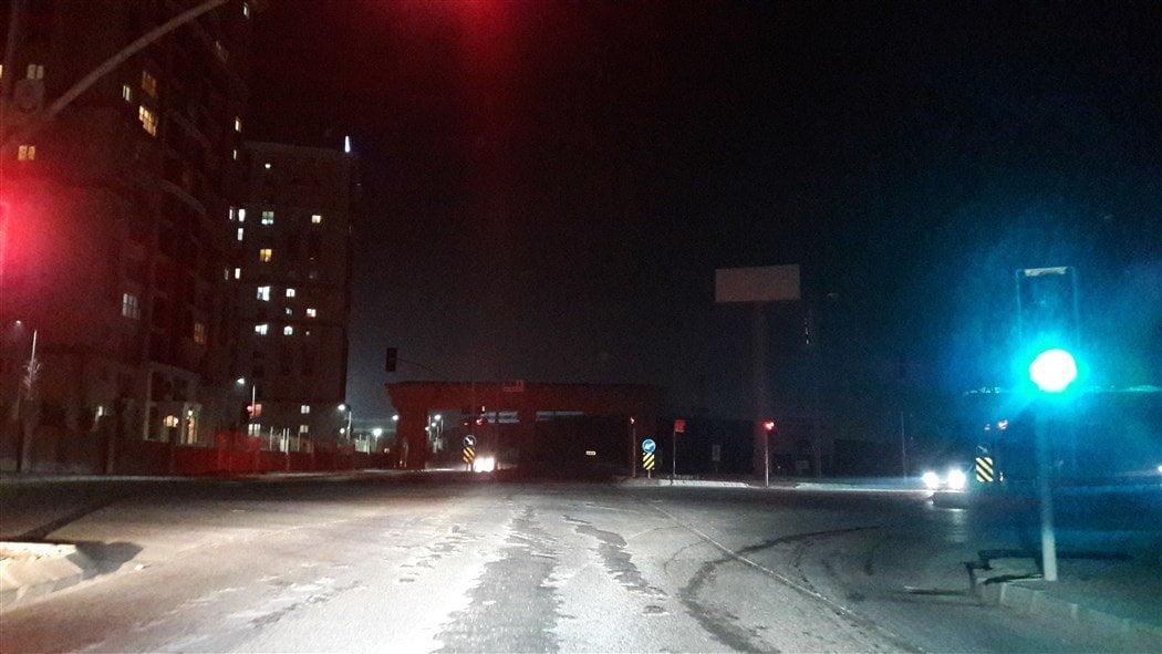 Başakşehir Yanmayan Sokak Lambaları