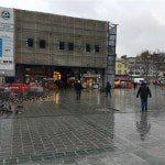 Eminönü Meydanı yenileniyor