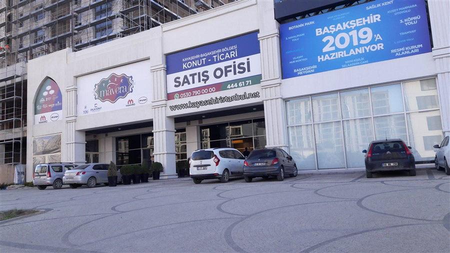 Toki Sertifikalı Satış Ofisi Kayaşehir'de
