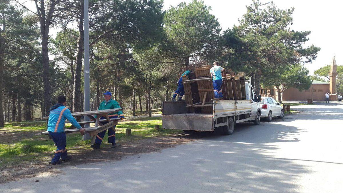 Şamlar Piknik Alanı