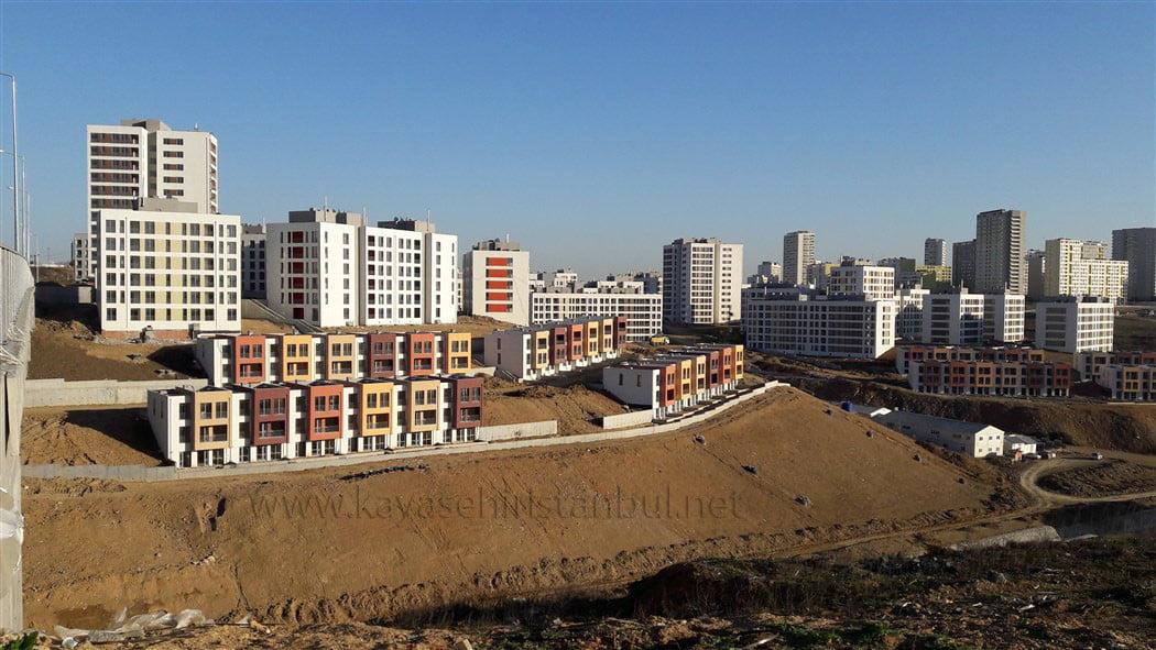 Toki Kayaşehir Villaları