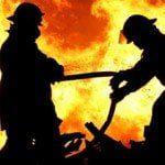 Başakşehir 1.Etap'da Korkutan Yangın
