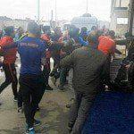 Medipol Başakşehir futbolcuları gazetecilere saldırdı