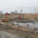 Kayaşehir Şehir Parkı Otel İnşaatı Başladı