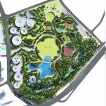 Kayaşehir Şehir Parkı Projesi
