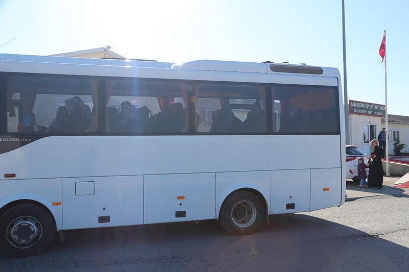 Başakşehir Devlet Hastanesi'ne ücretsiz ulaşım