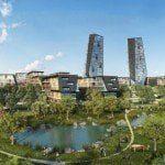 Başakport Başakşehir'in inşaatı bitmek üzere