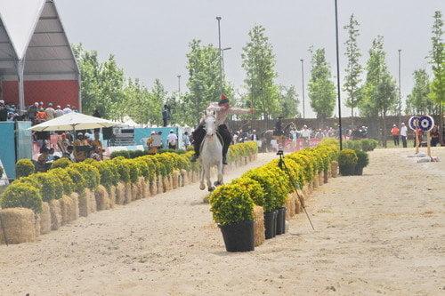 Başakşehir Etnospor Kültür Festivali'ne Katıldı