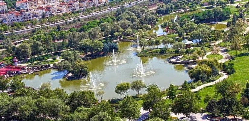Başakşehir Belediyesi'nden Gölet açıklaması