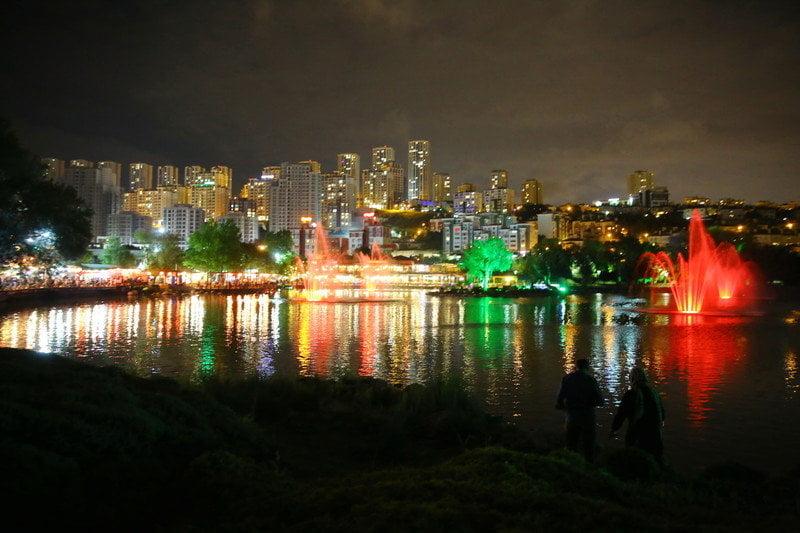 Başakşehir Gölet'te Ramazan Etkinlikleri