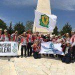 Başakşehirli İzciler Milli Bilinç Kampına katıldı