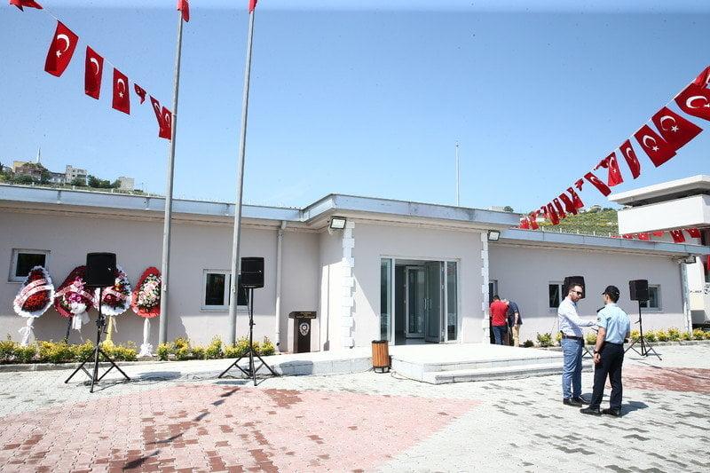 Kalekol Güvenlik Merkezi
