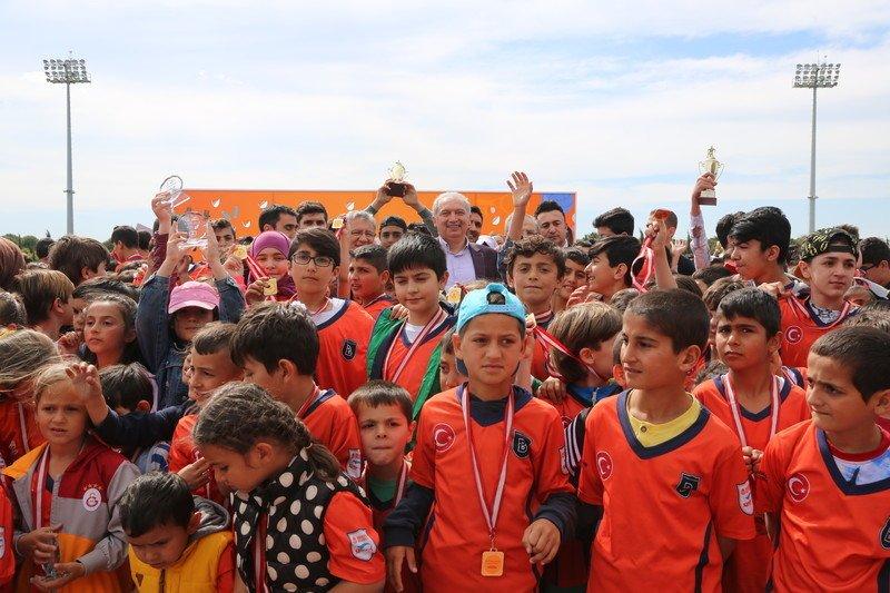 Başakşehir Spor Ligi ödül töreni