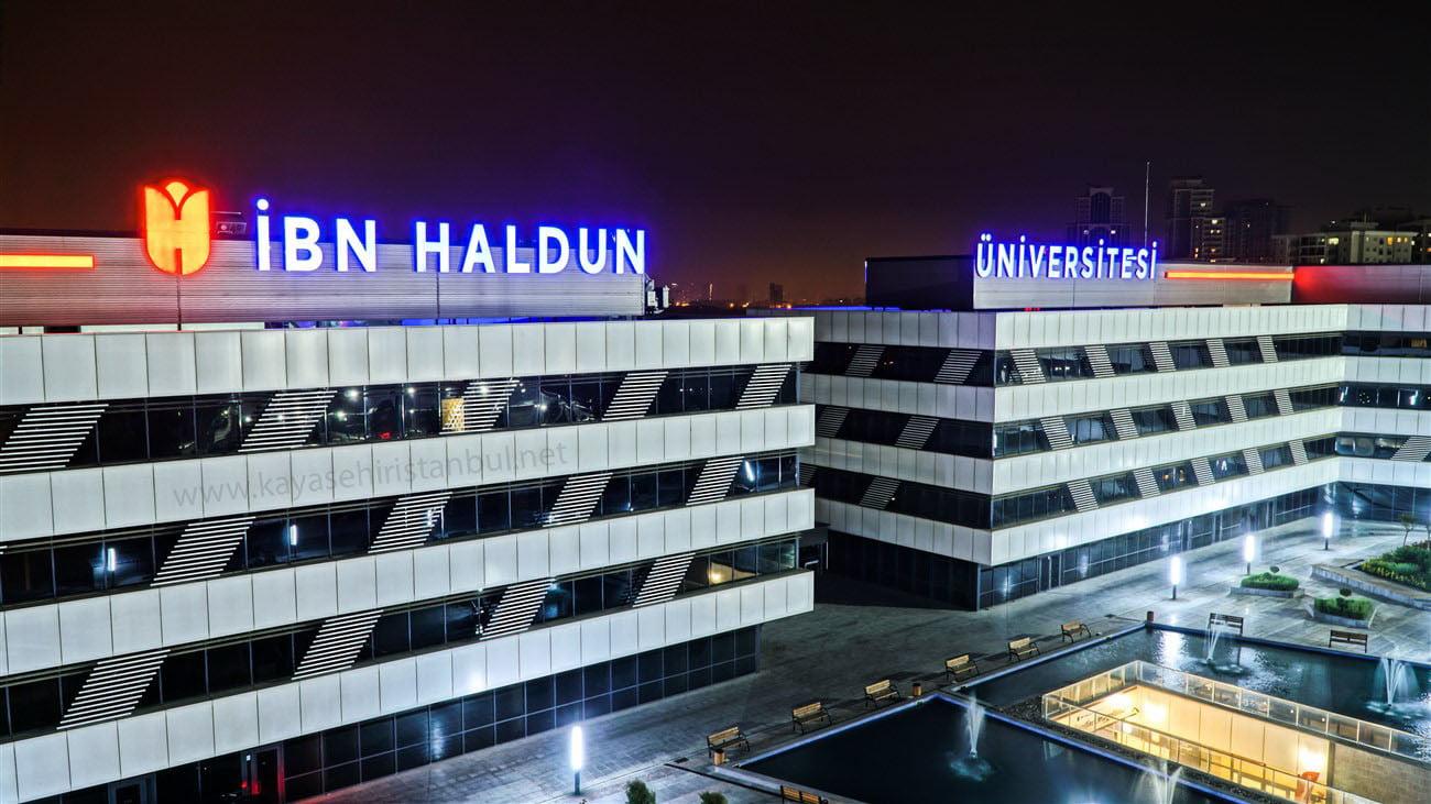 İbn Haldun Üniversitesi Eğitime Hazır