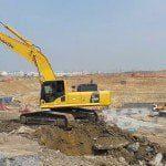 Kayaşehir Şehir Parkı İnşaatı Devam ediyor