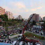 Başakşehir Sokak İftarının İlki Yapıldı