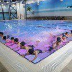 Başakşehir yüzme havuzları yaza hazır
