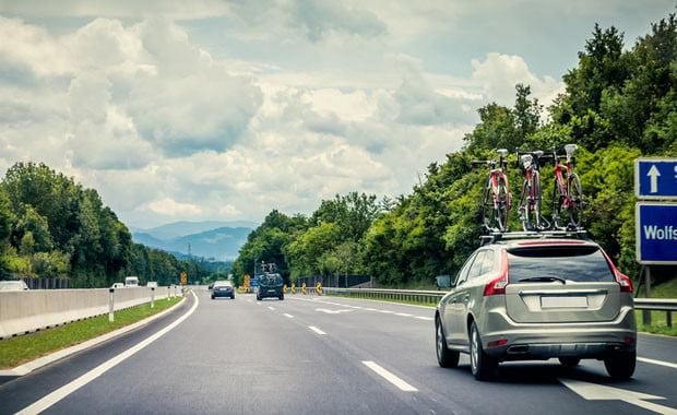 Almanya'da sürücüsüz otomobil devri