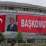Başakşehir'den'başkomutan' afişi