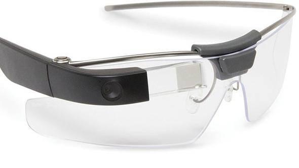 Google Glass geri döndü