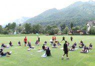 Medipol Başakşehir'in Slovenya Kampı