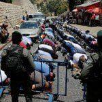 Mescid-i Aksa'daki ablukada dördüncü gün
