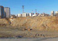 Oyakkent Kayaşehir Yol Çalışması