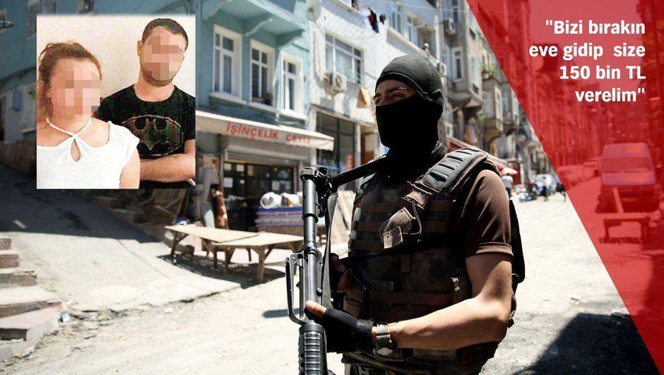 Kayaşehir'de Rüşvet Operasyonu
