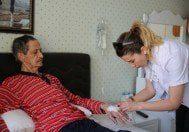 Evlere sağlık hizmeti