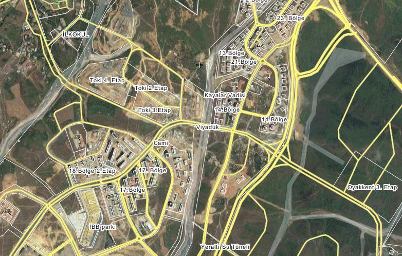 Yeni Toki Kayaşehir Projesi nerede yer alıyor?