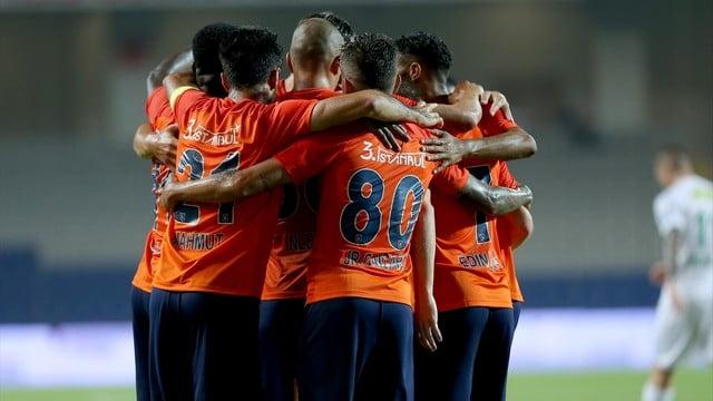 Başakşehir: 2 – Atiker Konyaspor: 1