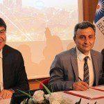 Antalya'da'Akıllı Kent Uygulaması' protokolü imzalandı