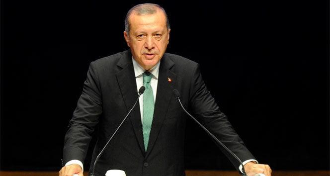 Erdoğan:'Bunlar bu ülkenin kalkınmasını istemiyorlar'
