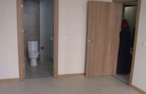 TOKİ Kayaşehir Konutları 3+1 örnek dairesi!