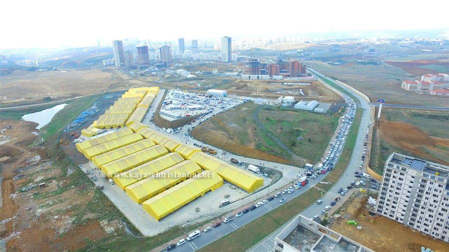 Başakşehir'de kurbanlık alanları hazır