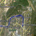 Başakşehir-Kayaşehir Metro Güzergahı Şaşırttı
