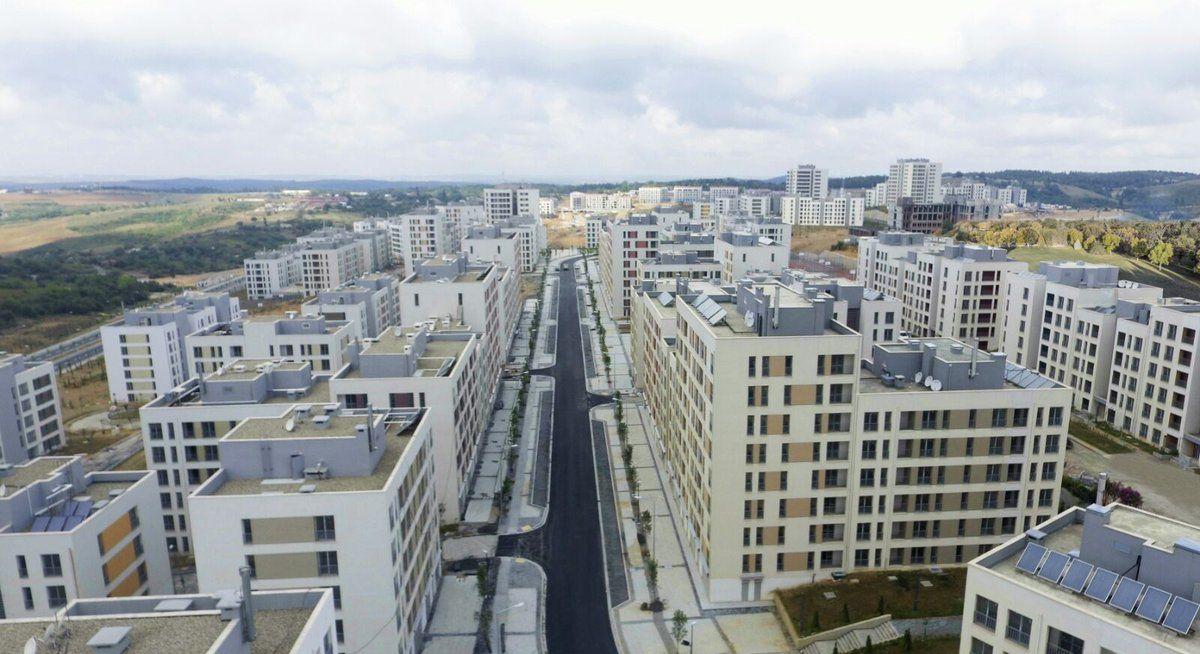 Toki Kayaşehir Projesi sözleşme imzalanmaya başladı