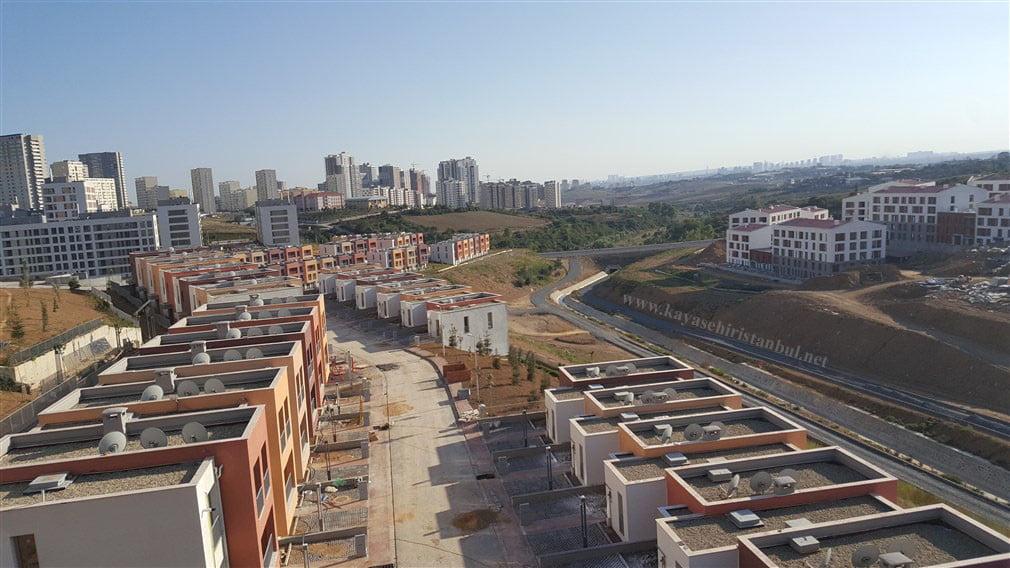 Toki Kayaşehir'deki Villaları Satılıyor