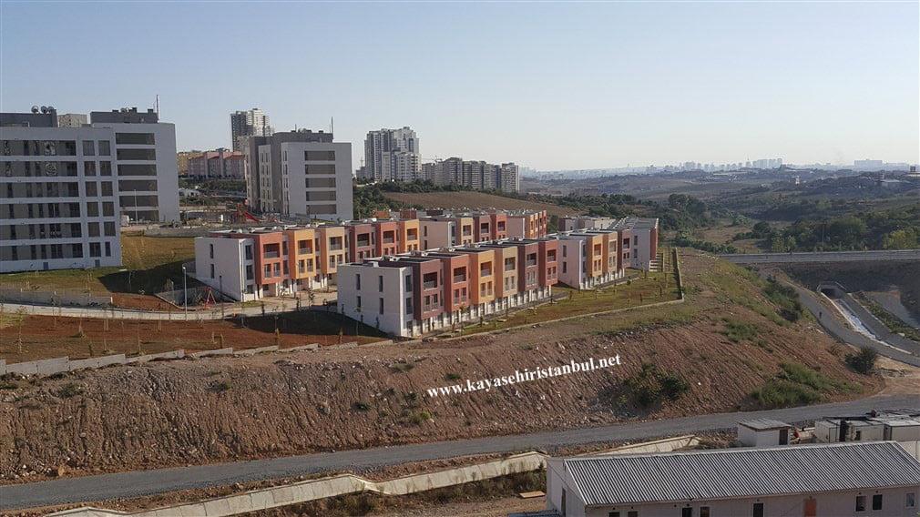 Toki'nin Kayaşehir'deki en son projesi