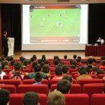Amatör kulüp oyuncularına seminer