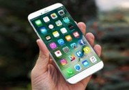 İOS 11 cep telefonu