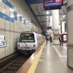 Başakşehir-Kayaşehir Metro Güzergahı İşaretlendi
