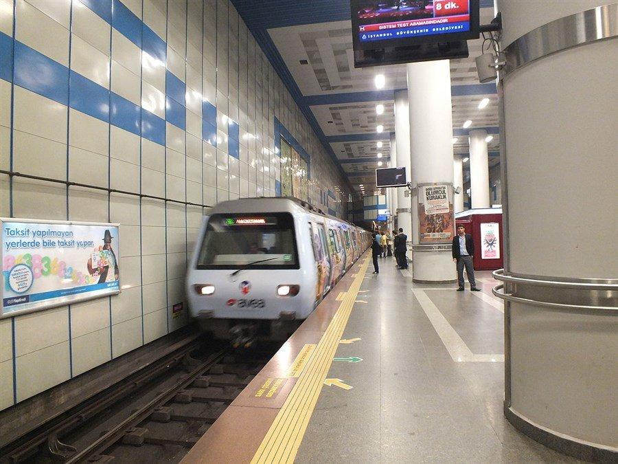 İBB Başkanı Metro müjdesi verdi