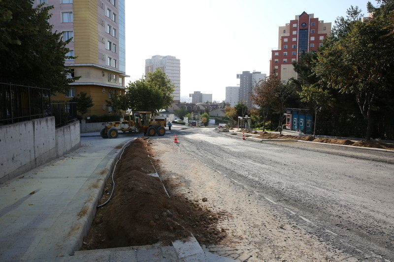 Başakşehir Şelale Caddesi Prestij Cadde oluyor