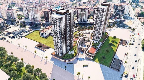Luxera yeni projelerinde 352 konut satıyor